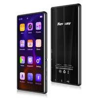 Newsmy A1 MP3 MP4 MP5 Full Touch Screen da 5.0 pollici 8GB di Memoria APE FLAC WAV Lettore di E-Book Loseless Video giocatore di musica