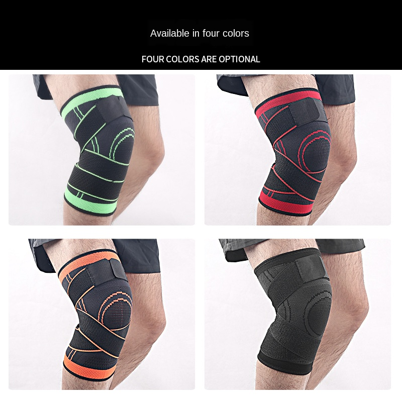 Sports knee pads basketball special sports protective gear running fitness knee pads compression breathable bandage 2PCS|Elbow & Knee Pads|   - AliExpress