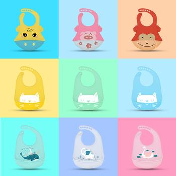 Oferta specjalna śliniak dla niemowląt śliniak silikonowy dla niemowląt miękki i wygodny śliniaczek dla niemowląt tanie i dobre opinie Moda 0-3 M 4-6 M 7-9 M 10-12 M 13-18 M 19-24 M 2-3Y 4-6Y Cartoon Śliniaki i burp płótna Unisex Dla dzieci Soft silicone