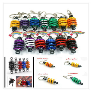 Motorcycle bike Keychain Key Ring Chain Keyring for SUZUKI GSR600 GSR750 GSX-S750 GSXR1000 GSXR600 GSXR750 image