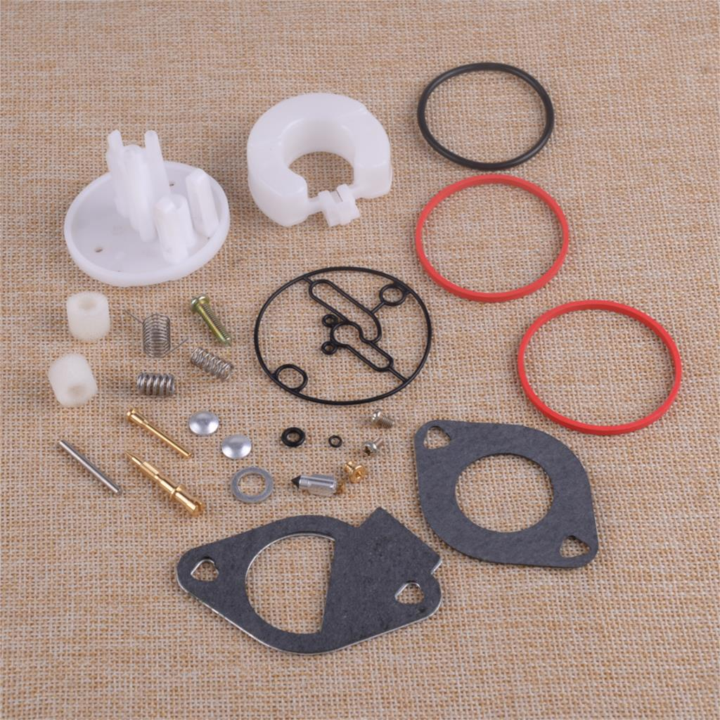 LETAOSK Carburetor Repair Kit Fit For Briggs Stratton 14hp 18hp Intek 31E707 31P777 Carb