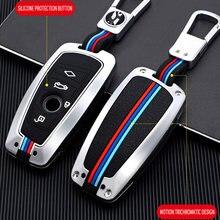 Étui à clés de voiture pour Bmw, pour modèles F20, F30, G20, f31, F34, F10, G30, F11, X3, F25, X4, I3, M3, M4, série 1, 3, 5, accessoires de style