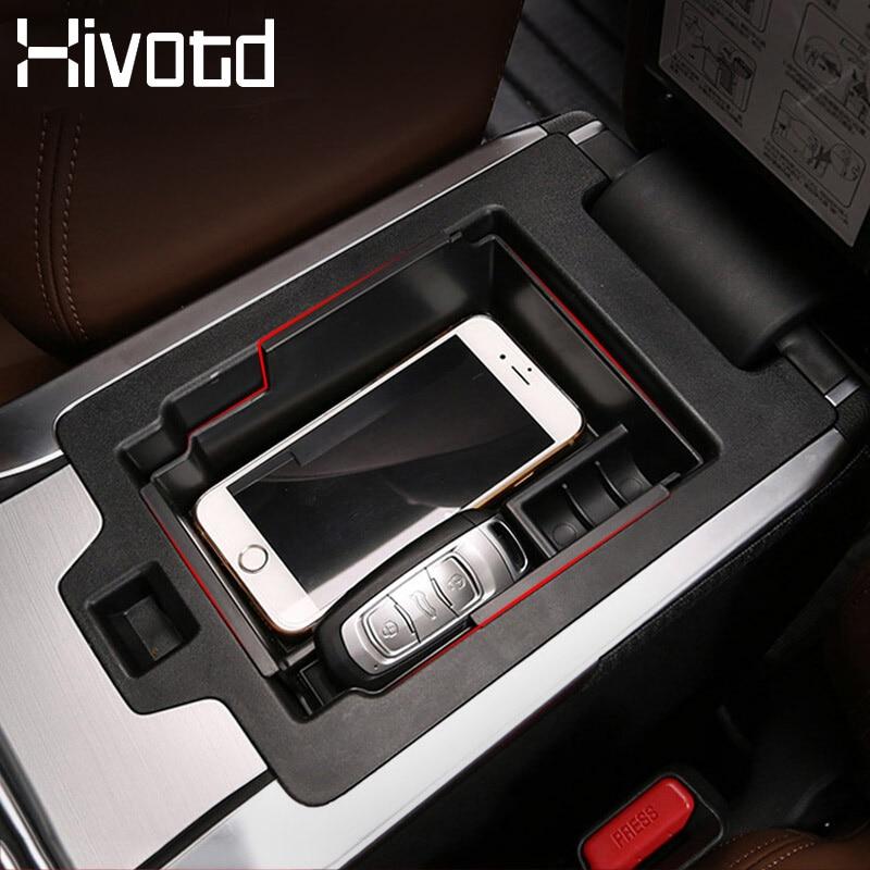 Hivotd Für Geely Atlas Emgrand NL-3 Proton X70 Auto Zentrale Armlehne Storage Box Organizer Kunststoff Fall Innen Zubehör 2019