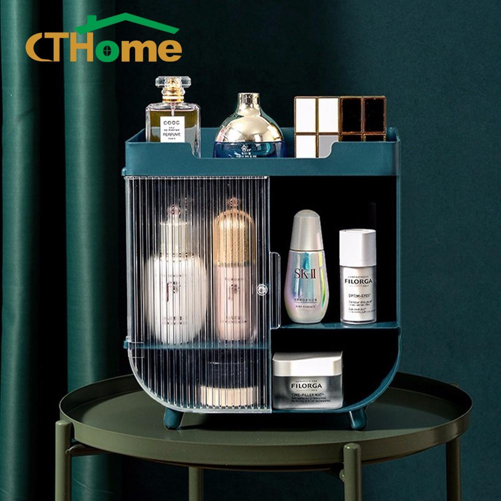 Органайзер, коробка для хранения ювелирных изделий, органайзер для макияжа, пластиковая коробка для хранения