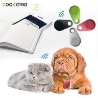 Rastreador Mini GPS inteligente antipérdida para mascotas, resistente al agua, con Bluetooth, compatible con llaves de perro, gato, buscador de rastreadores para niños