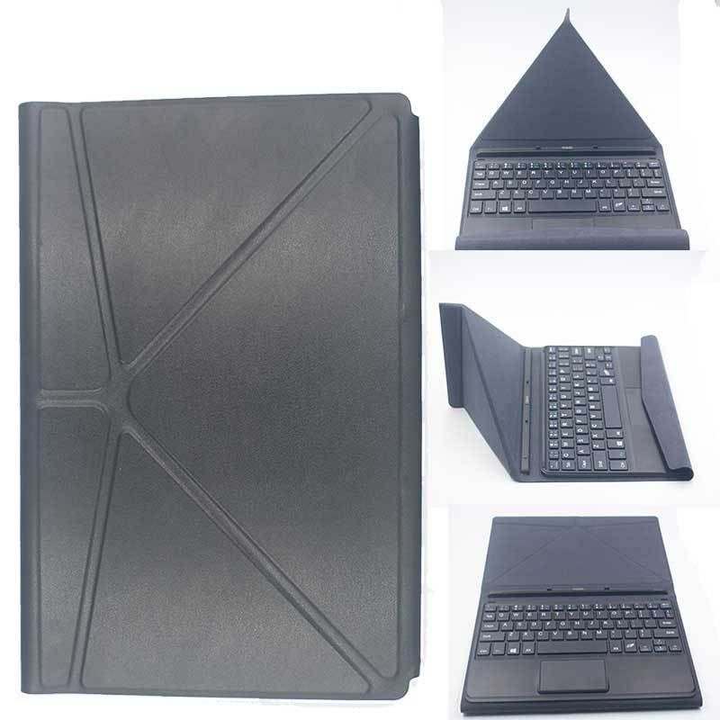 Manufacturers Customizable Tablet Keyboard Leather Cover 7-Inch 8-Inch 9-Inch 10-Inch Wireless Bluetooth Keyboard Leather Cover