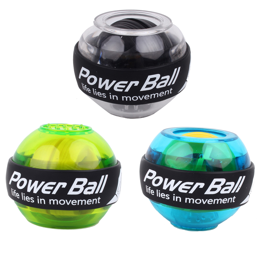 Drop Ship Power Ball Fitness Powerball GYM Wrist Ball Exercise Equipment Hand Massage Ball