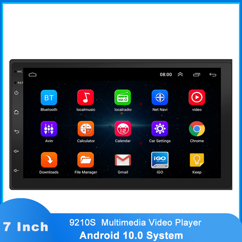 Car Radio 7 Inch HD Screen 2 Din Android Multimedia Video Player Phone Mirrorlink FM Bluetooth Wifi GPS auto audio player stereo|Car Multimedia Player| - AliExpress
