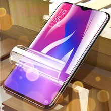 Hydrogel Film for For Lenovo A7 Z6 Pro Screen Protector Glass Film For Lenovo A7 Z6 Lite S5 Pro Z5s Case+Clean Kits(China)