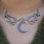 Antique Silver Celti...