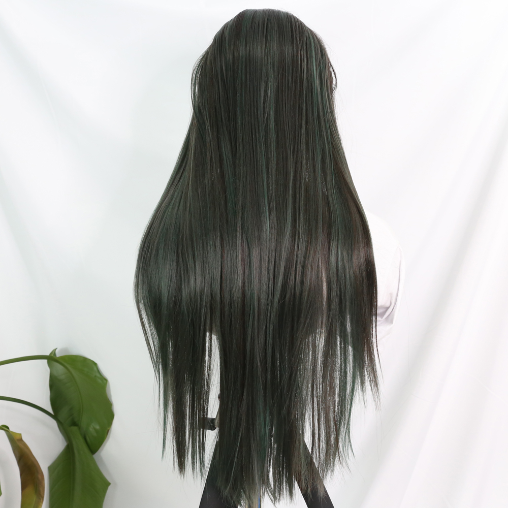 do tamanho das perucas sintéticas para a