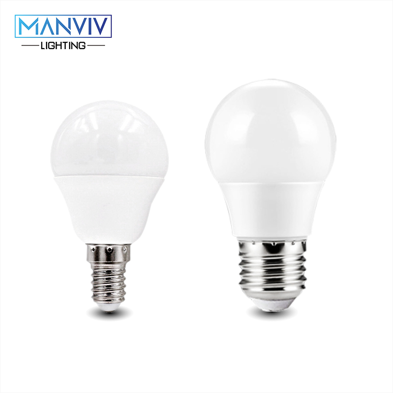 LED Bulb E27 E14 Lamp 3W 5W 7W 9W 12W 15W 18W LED Light AC220V Lampada Cold White Warm White LED Spotlight For Table Lamp Light