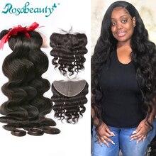 Rosabeauty Brazilian Human Hair Weave Bo