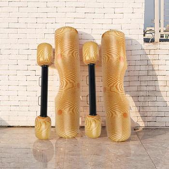 Sporty wodne 4 sztuk zestaw pływanie pływający w basenie s dla dorosłych sporty wodne zderzak fajna zabawka gra pływanie pływający w basenie jeździć basen dmuchany tanie i dobre opinie CN (pochodzenie) 4-6y 7-12y 12 + y 18 + none Inflatable Floating R-ow Toys Pool Party Wa-ter Sports Games Log Rafts