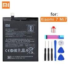 Оригинальный xiaomi bm3c Сменный аккумулятор для 7 mi7 Аутентичные