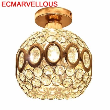 Deckenleuchten Lustre Lighting Room Lamp Sufitowe Crystal Luminaria De Teto Plafondlamp Lampara Techo Ceiling Light