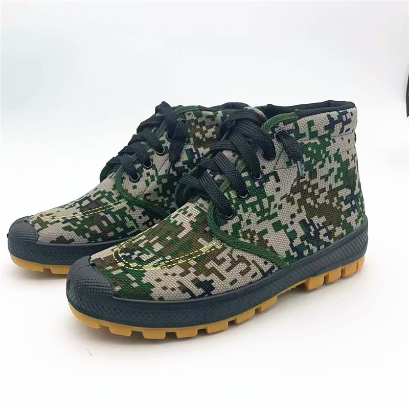 2019 Autumn for New Style Rubber Sole Hight-top Woodland Liberation Shoes