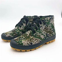 2019 Autumn for New Style Rubber Sole Hight-top Woodland Liberation Sho