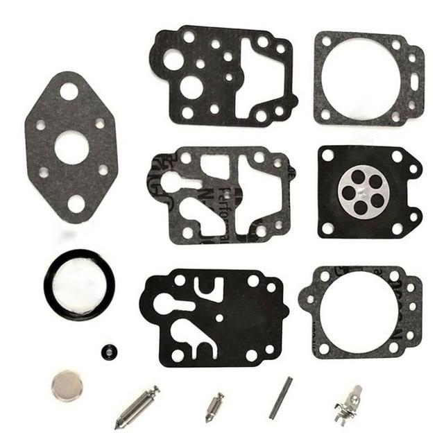 Kit de réparation de carburateur pour McCullloch T26CS B26PS coupe diaphragme joint chambre joints taille-bordures pièces & Accs