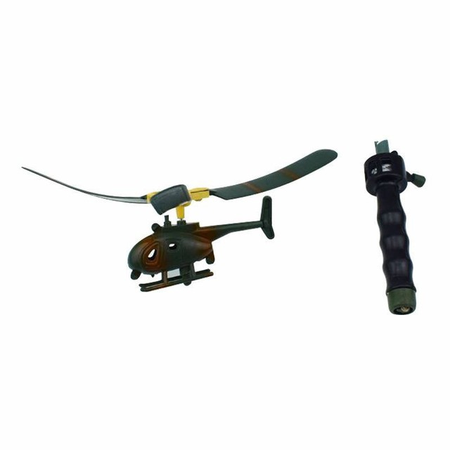 New Educational Toy Helicopter Outdoor Toy Gift for Kids Children Helicopter Toys Pull String Handle Helicopters