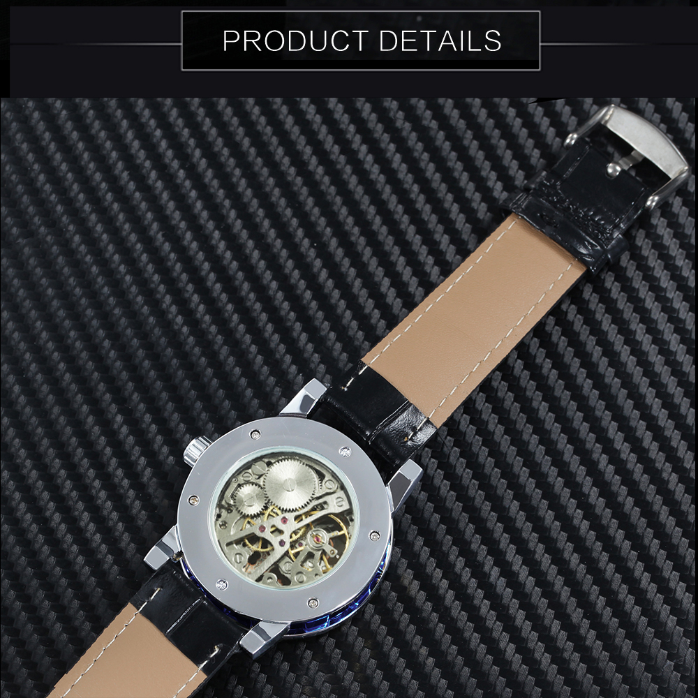 H45d69329602841e6994eac994a9621220 WINNER Fashion Business Mechanical Mens Watches Top Brand Luxury Skeleton Dial Crystal Iced Out Wristwatch Hot Sale Clock 2019