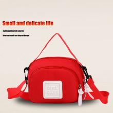 New multi-color nylon one-shoulder small bag handbag mini Messenger leisure travel waterproof 6223