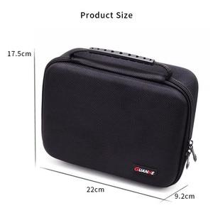 Image 5 - Чехол для хранения электронных гаджетов, сумка Органайзер для путешествий, чехол для HDD, USB флеш накопитель, цифровая сумка для хранения данных