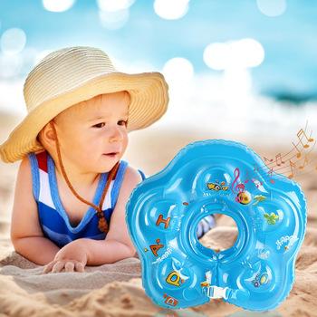 Pływanie akcesoria dla dzieci pierścień uszczelniający rura bezpieczeństwo niemowlę koło do pływania do kąpieli nadmuchiwany nadmuchiwany nadmuchiwany pierścień uszczelniający tanie i dobre opinie CN (pochodzenie) Dla dziecka Swimming ring