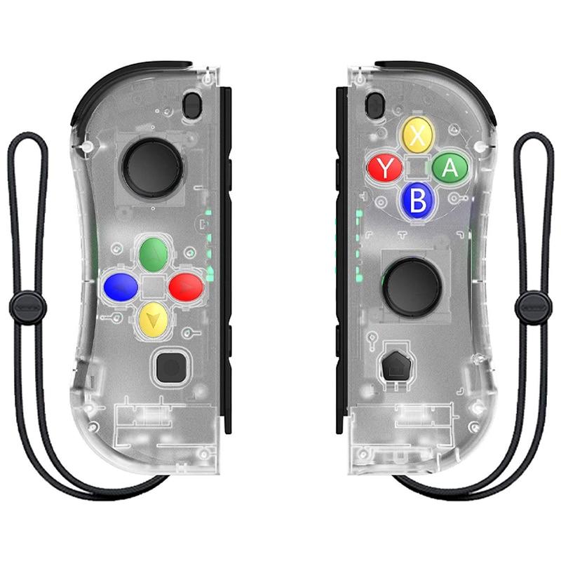 Wireless Gamepad for Switch Bluetooth Controller for Switch Joy Game Controller Wireless Console Joystick dualmotor Vibration