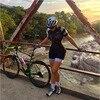 2020 equipe profissional das mulheres triathlon terno jérsei ciclismo skinsuit macacão maillot ciclismo roupas de manga longa conjunto 11