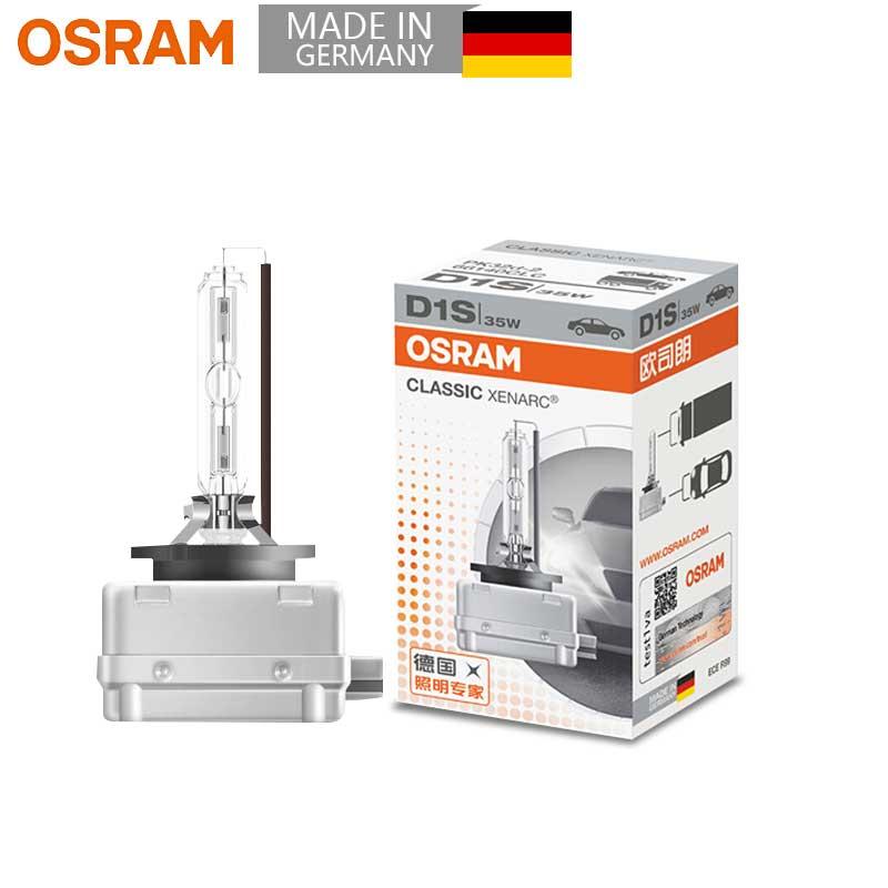 1 x OSRAM OEM D1S 12v 35w Headlight Xenon bulb ORIGINAL Xenarc 66144