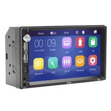 2 Din 7 Inch Car Stereo Car Radio MP5 Player Bluetooth 4.0 F