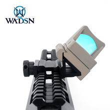 Light-Accessories Flashlight Offset Picatinny-Rail WADSN 45-Degree Base-Mount Scope Hunting-Weapon