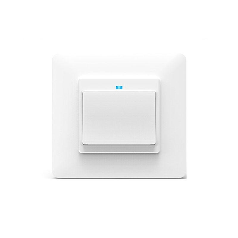 Lonsonho Tuya Wifi Smart Switch EU 1 2 3 Gang Push Button Wireless Remote Control Switches Compatible With Alexa Google Home|Home Automation Modules| |  - title=