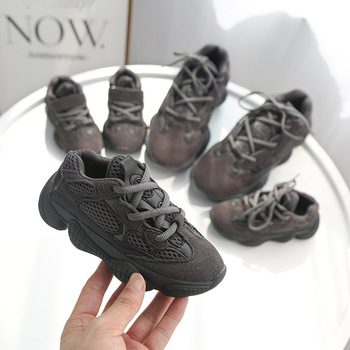 Children Shoes Boys Sneakers Casual Breathable Kids Running Shoes EU 21-34 2020 New Girls Sport Shoes Child Leisure Trainers 2020 new children shoes boys sneakers girls sport shoes child casual breathable kids running sandalias baby boy girl shoes 23 32