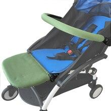 3 sztuk/zestaw wózek dziecięcy Yoya akcesoria przedni zderzak przedłużyć podnóżek podłokietnik hak dla babyzen Yoyo
