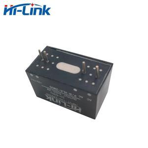 Image 2 - Free Shipping Hi Link Original Ultra Small Size AC DC Converter Module 2W 5V Output 5pcs/Lot
