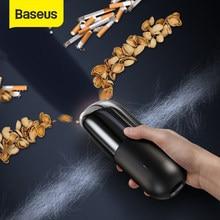 Baseus-miniaspiradora de coche inalámbrico, aspirador portátil de mano, recogedor de polvo, herramientas de limpieza del hogar, Robot, limpiadores de escritorio automáticos