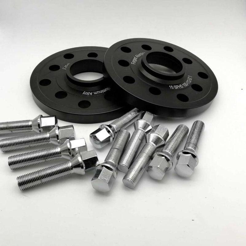Espaciadores de ruedas para coche Audi Kit 5x100/5x112 CB: 57,1 A1/A2/A3/A4 (B5, B6, B7)/A6 (C4, C5, C6) /A8 (4E)/TT/ALLROAD/Quattro clasificadora de bandejas