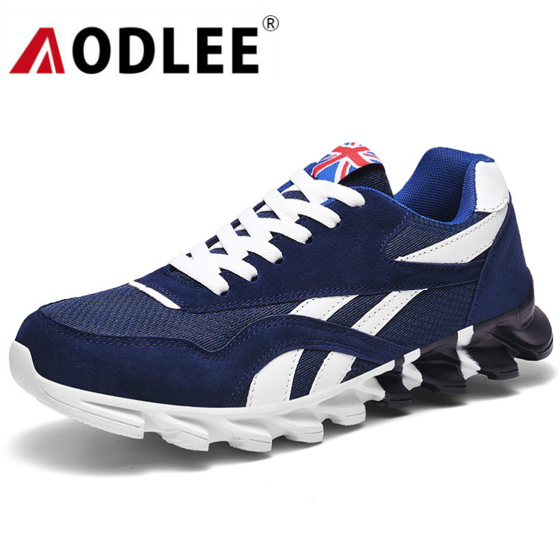 AODLEE Men Casual Shoes Light Men Running Shoes Plus Size Sneakers For Men Shoes Casual Mesh Tenis Masculino Adulto Dropshipping