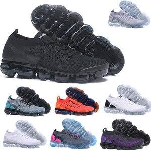 2020 vapeurs 2.0 concepteur hommes formateurs baskets Safari rouge femmes respirant chaussures de course Maxes taille 36-45