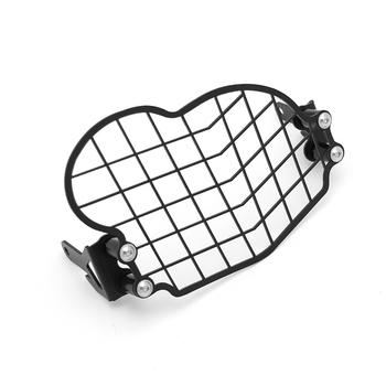 Hot Fit for BMW G650GS 2011-2017 Motorcycle Grill Headlight Protector Guard Front Lamp Cover