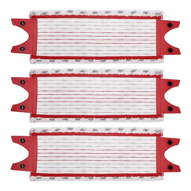 Reemplazo de almohadillas de mopa de suelo de microfibra para Vileda UltraMax trapeador de repuesto para o mopa de cedro