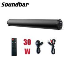 Altoparlante bluetooth a parete TV ad alta potenza Soundbar altoparlante subwoofer sistema home theater altoparlante per computer stereo wireless USB