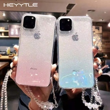 Heyytle Glitter Shining Star Foil Case For iPhone