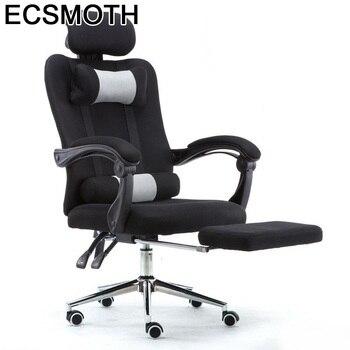 Biurowy Ufficio Sedia Office Furniture Oficina Y De Ordenador Sedie Bureau Cadir Silla Gaming Cadeira Poltrona Computer Chair