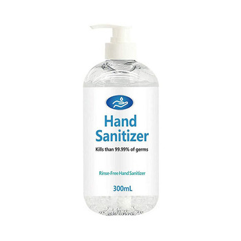 Portable Hands-Free Quick-Drying Non-Irritating Moisturizing Hand Sanitizer300ML Moisturizing disposable liquid without antibact 1