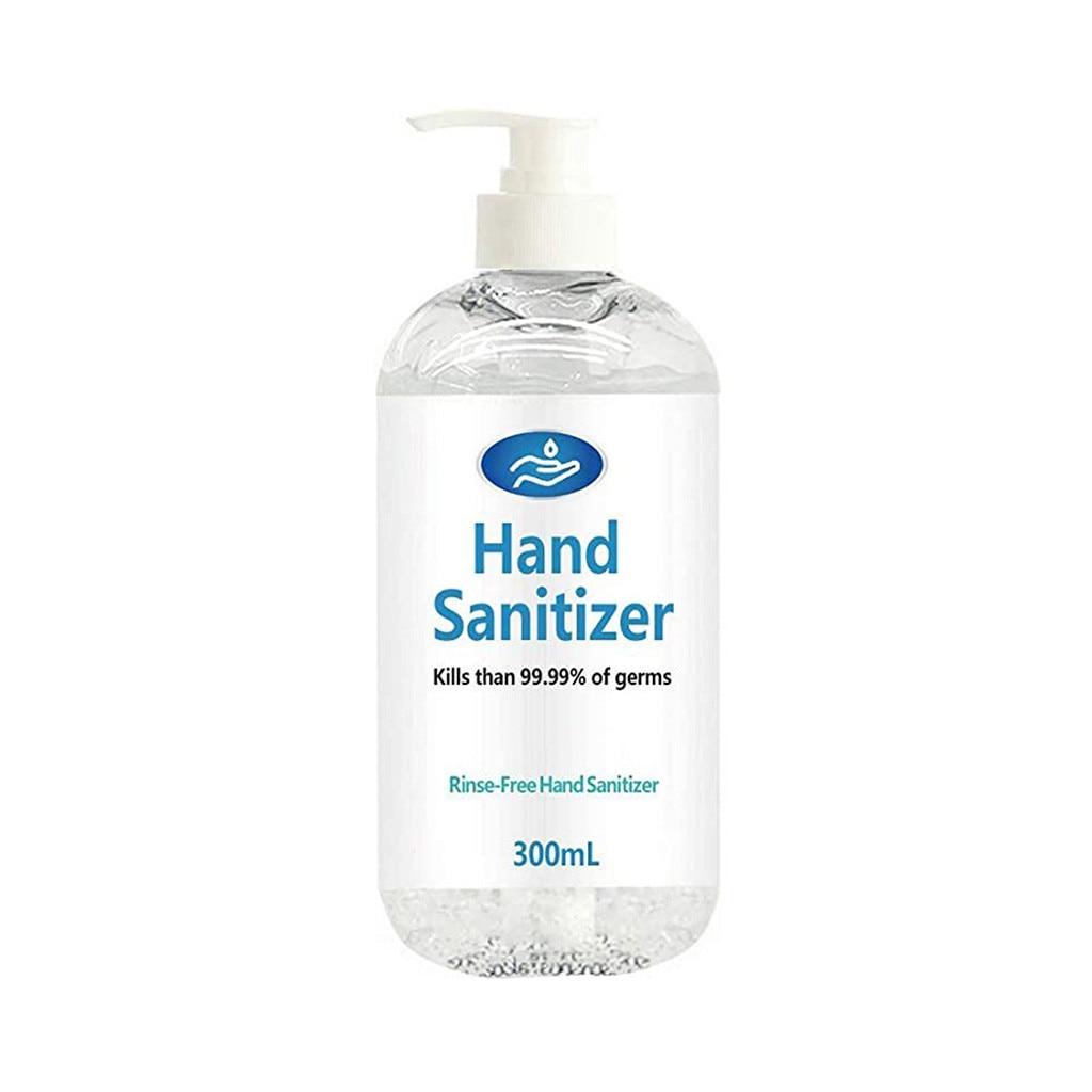 Portable Hands-Free Quick-Drying Non-Irritating Moisturizing Hand Sanitizer300ML Moisturizing Disposable Liquid Without Antibact