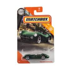 Matchbox alloy car toy Aston Martin antique racing car 1956 ASTON MARTIN DBR1 Toys For Childen Collect Gifts
