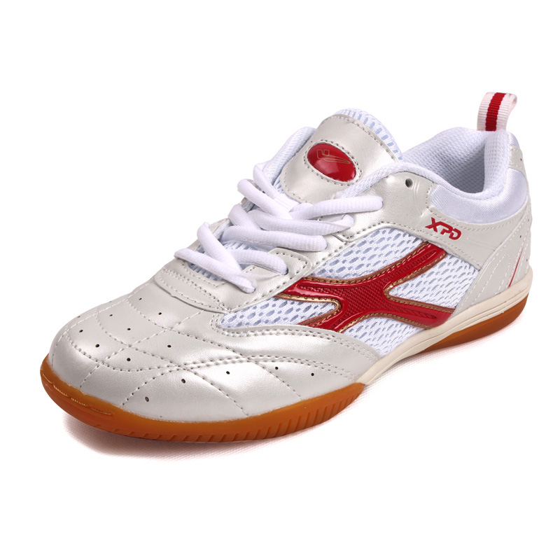 Chaussures de Tennis respirantes pour hommes baskets de Tennis antidérapantes femmes chaussures d'entraînement à semelle musculaire Eva légères de haute qualité D0437